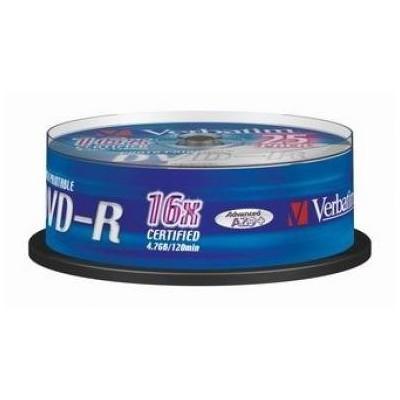 CD-R VERBATIM 700MB 52x 10kos