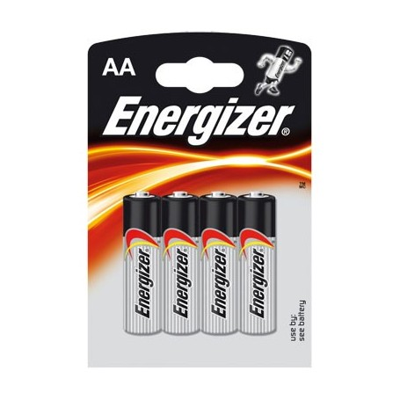 Baterije ENERGIZER AA/LR6 PowerSeal 4/1